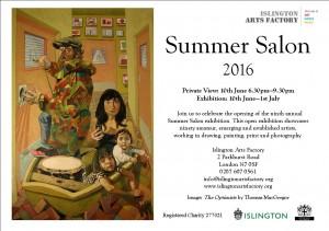 Summer Salon e-invite 2016